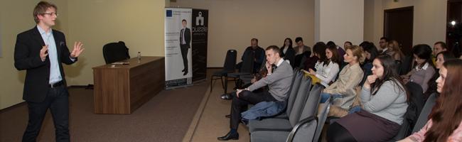 Training prezentare PowerPoint LC
