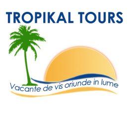 Logo tropikal tours 4